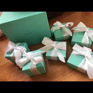 ティファニー(Tiffany & Co.)のティファニー箱(小物入れ)