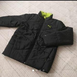 プーマ(PUMA)の新品SALE!プーマPUMA中綿ジャンパー160(ジャケット/上着)