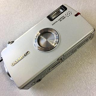 オリンパス(OLYMPUS)のOLYMPUS IR300  (コンパクトデジタルカメラ)