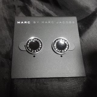 MARC BY MARC JACOBS - マーク バイ マークジェイコブス シルバー ピアス