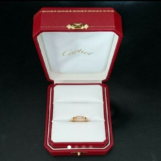 カルティエ(Cartier)のカルティエ リング マイヨンパンテール(リング(指輪))
