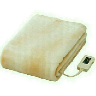 電気毛布ボア(電気毛布)