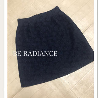 ビーラディエンス(BE RADIANCE)のBE RADIANCE 花柄スカート♡(ミニスカート)
