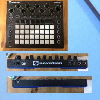novation circuit 美品