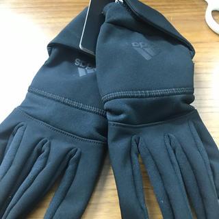 アディダス(adidas)のアディダス 最高級ランク 手袋 Mサイズ(手袋)
