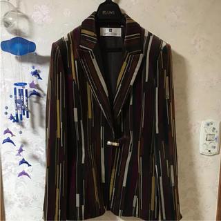 ジバンシィ(GIVENCHY)の美品✨GIVENCHY 冬物 ジャケット FENDI ルイヴィトン ブランド(テーラードジャケット)