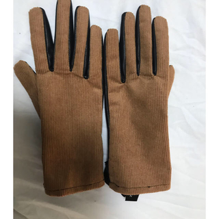 ザラ(ZARA)のzara 手袋 グローブ 新品未使用(手袋)