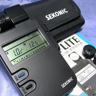 SEKONIC 露出計 L-318B(中古)(露出計)