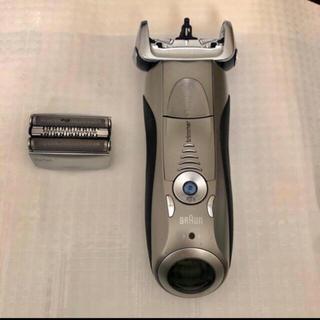 ブラウン(BRAUN)のブラウンシリーズ7 髭剃り ヒゲ剃り 本体 充電器 のみ(メンズシェーバー)