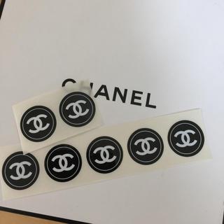 シャネル(CHANEL)のCHANEL ラッピング シール 7枚(シール)