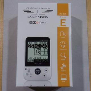 アサヒゴルフ(朝日ゴルフ)の【新品未使用】 イーグルビジョン ezplus3 EV-818 GPSナビ(その他)