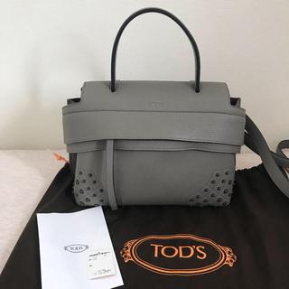 トッズ(TOD'S)のTOD'sのwavebag mini♡(ハンドバッグ)