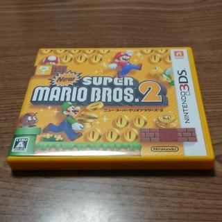 3DS スーパーマリオブラザーズ2