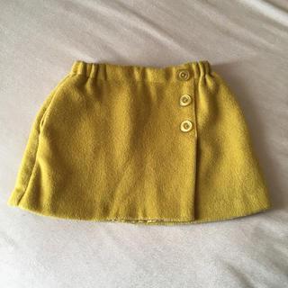 プティマイン(petit main)のウールスカート♡(スカート)