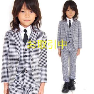 ジェネレーター(GENERATOR)のジェネレーター  スーツ 4点セット サイズ120(ドレス/フォーマル)