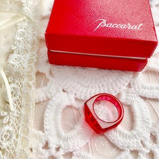 バカラ(Baccarat)のバカラ リング 指輪 BACCARAT(リング(指輪))