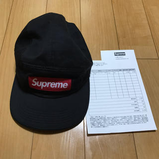Supreme - 送料込み!Supreme Washed Chino Twill Camp Cap