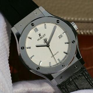 ウブロ(HUBLOT)のオパーリンジルコニウム 511.NX.2610.LR(腕時計(アナログ))