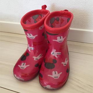 ディズニー(Disney)の子供 長靴(長靴/レインシューズ)