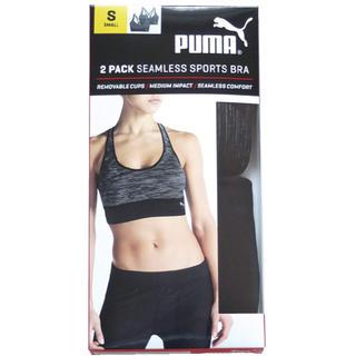 プーマ(PUMA)の☆Sサイズ  PUMAスポーツブラ☆(トレーニング用品)