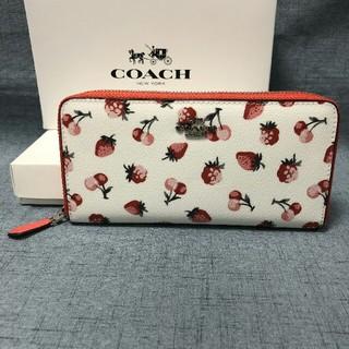 コーチ(COACH)のコーチCOACH長財布国内発送  F23498(長財布)