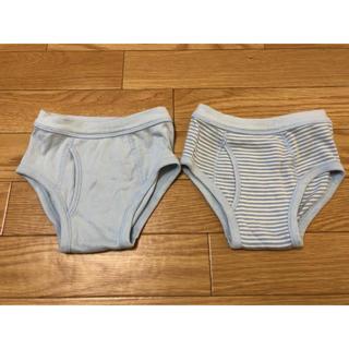 ムジルシリョウヒン(MUJI (無印良品))の無印良品 パンツ2枚組(下着)