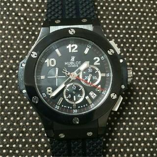 ウブロ(HUBLOT)のhublot 腕時計 メンズ (腕時計(アナログ))