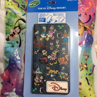 ディズニー(Disney)のチームディズニー スマートフォンケース(モバイルケース/カバー)