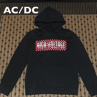 AC/DC   ロック バンドパーカー(パーカー)
