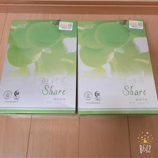 発酵梅(随便果)2箱箱なし(ダイエット食品)