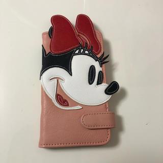 ディズニー(Disney)のミニー iphone  ケース(iPhoneケース)