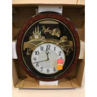 シチズン(CITIZEN)のからくり時計 掛け時計 シチズン フリーデル 未使用 動確済  Freedel(掛時計/柱時計)