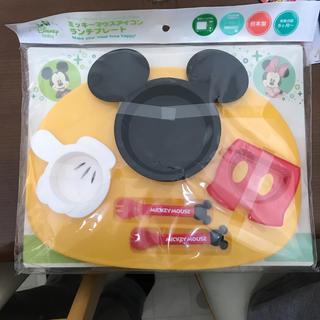 ディズニー(Disney)のディズニー  ベビー  プレート(離乳食器セット)