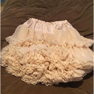 アメリカンアパレル(American Apparel)のアメアパ  パニエスカート onesize(ミニスカート)