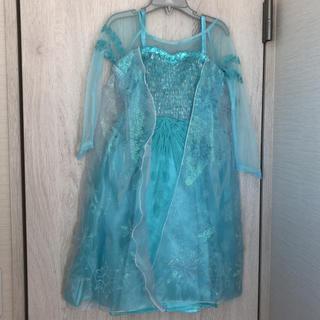 ディズニー(Disney)の新品 エルサ ドレス(ドレス/フォーマル)
