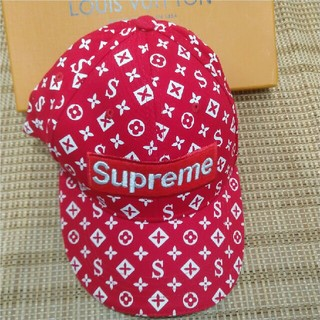 Supreme - LV Supreme  キャップ