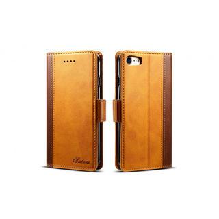 iPhone8 ケース 手帳型 iPhone7 手帳 高級PUレザー 財布型 (iPhoneケース)