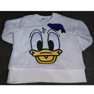 ディズニー(Disney)のトレーナー90(Tシャツ/カットソー)