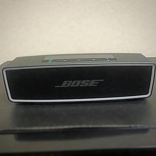 ボーズ(BOSE)のBOSE sound link mini2 Bluetooth カバー 青セット(スピーカー)
