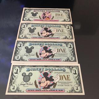 ディズニー(Disney)のディズニーダラー アメリカウォルトディズニー🎵(貨幣)