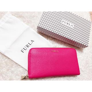 フルラ(Furla)の値下しました♥️新品 箱付 FURLA 長財布 フルラ ウォレット(長財布)