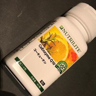 アムウェイ(Amway)のAmway  コエンザイムQ10 サプリ NUTRILITE(ビタミン)
