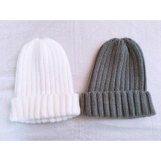 ジーユー(GU)のGU★ニット帽(ニット帽/ビーニー)