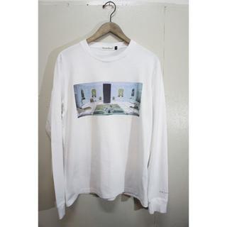 アンダーカバー(UNDERCOVER)の18AW UNDERCOVER 2001年宇宙の旅 長袖Tシャツ1120I (Tシャツ/カットソー(七分/長袖))