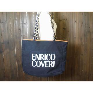 エンリココベリ(ENRICO COVERI)の2057 ENRICO COVERI トートバッグ リバーシブル エンリココベリ(トートバッグ)