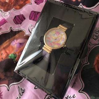 ディズニー(Disney)のラプンツェル 時計(腕時計)