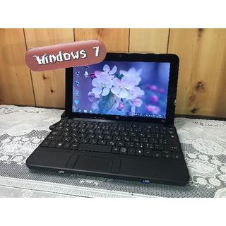HP - HP◆Windows7 ミニノート ZEN-Design カメラ Wi-Fi