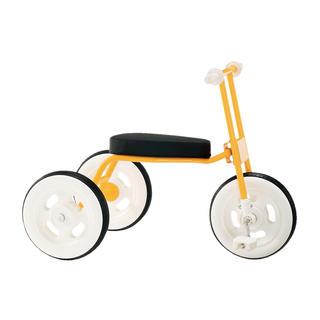 (新品) 無印良品 三輪車 イエロー