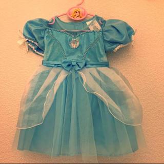 ディズニー(Disney)のDisneyPrincess シンデレラドレス(ドレス/フォーマル)