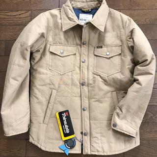 ブルコ BLUCO キルティングシャツジャケット(シャツ)